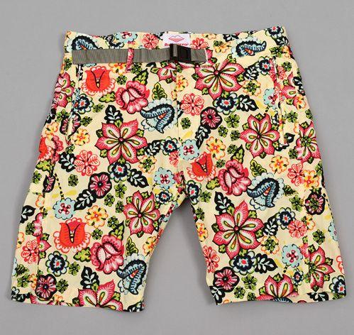 fe95c16f96 BATTENWEAR: Overhang Shorts, Floral Print | Our Favorites | Floral ...