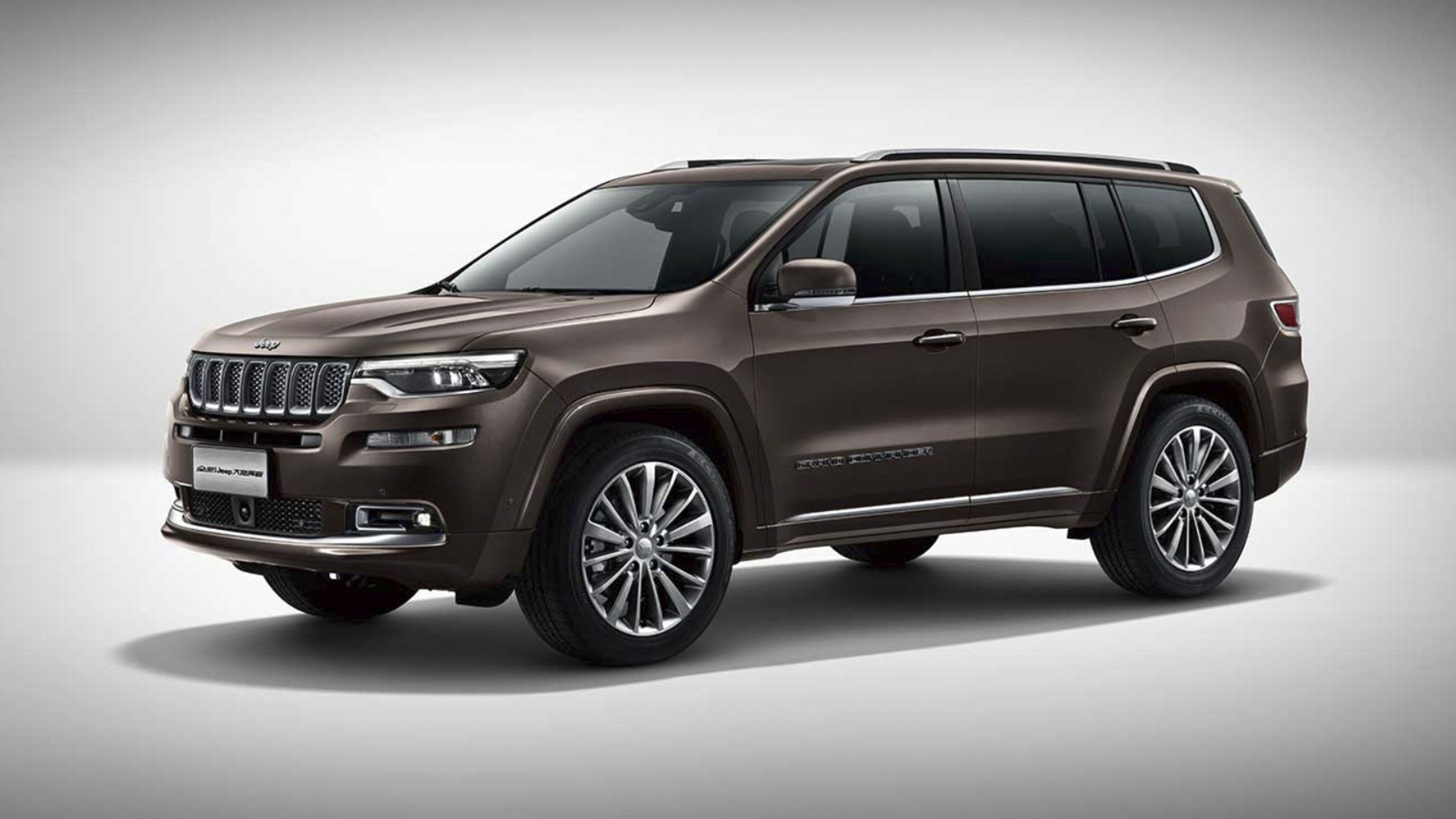 Fca Set To Bring Back The Journey Name But It Ll Be A Rebadged Jeep Wearing A Chrysler Badge 7 Seater Suv Jeep Jeep Grand