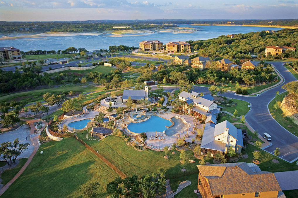 Lake Resorts In Texas The Hollows On Lake Travis An