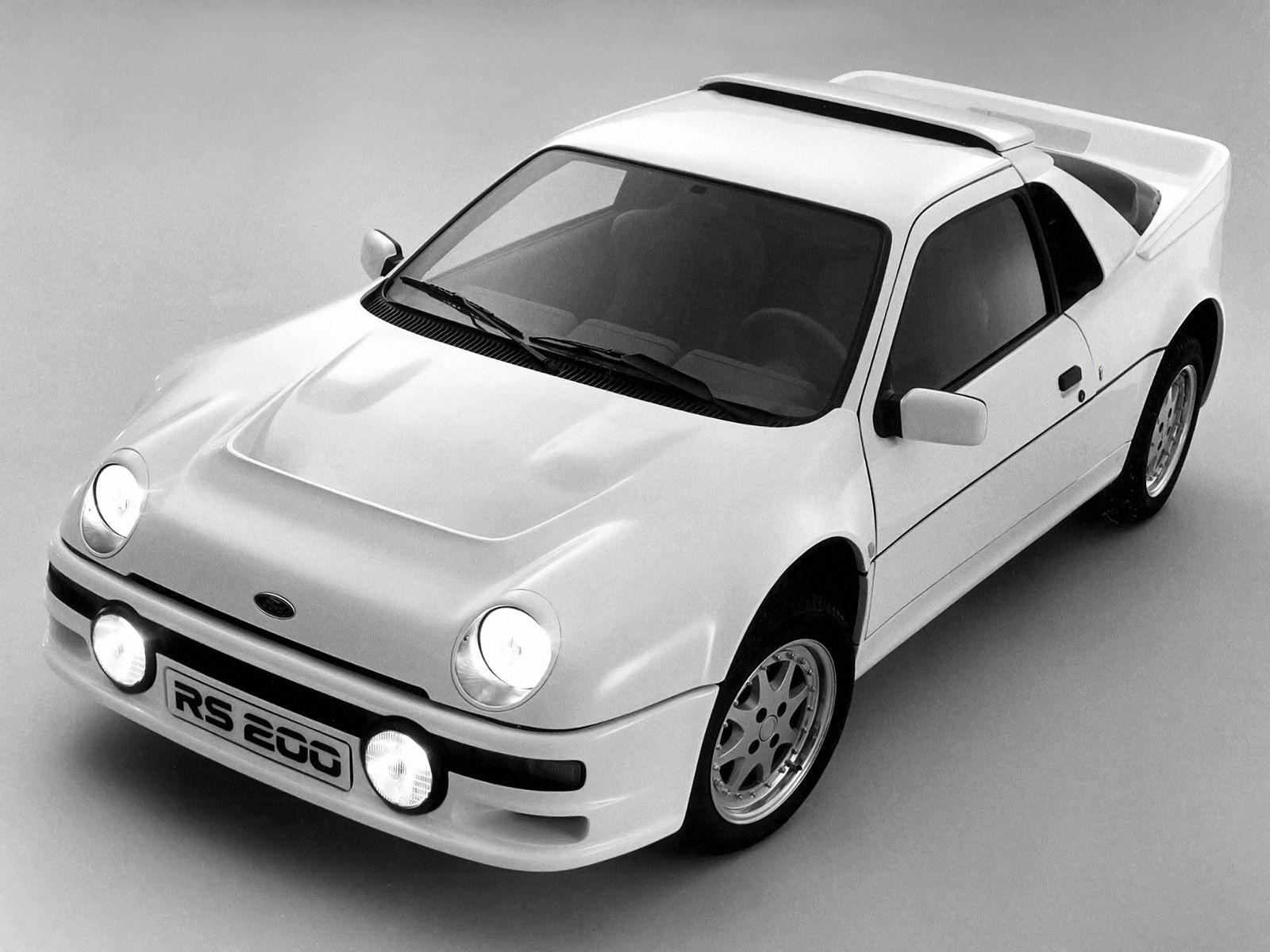 1984 86 Ford Rs200 Ford Rs