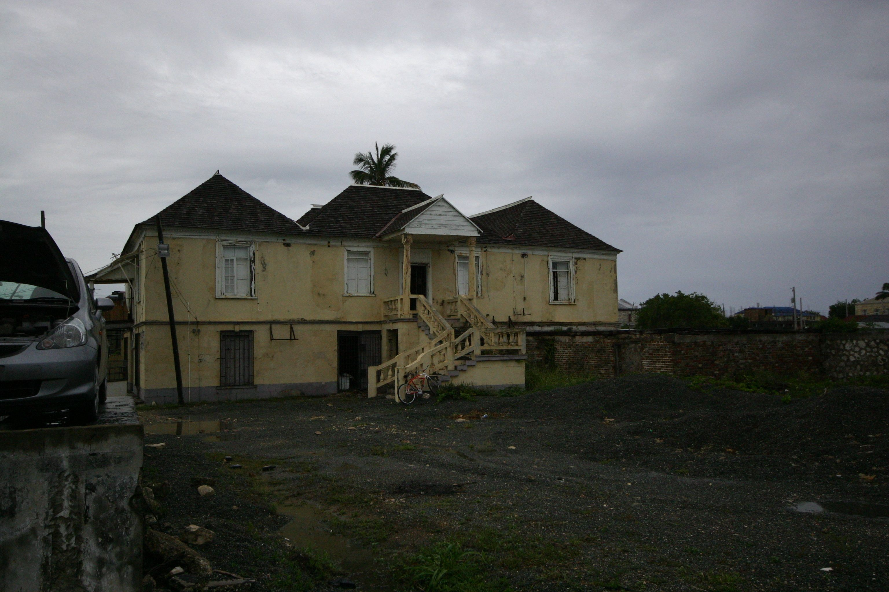 Tharpe House in  Help needed  Jamaica Out Of Many One People