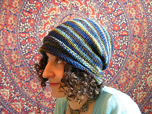 Ravelry: Mountain Nights Toque free knitting pattern by ...