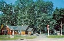 Franklinville New Jersey Hessian Pottery Street View Vintage Postcard K20714