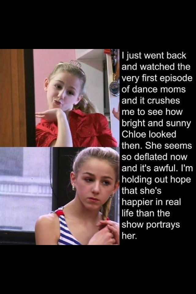 This Goes To Show You That To Be On Top You Must Be Perfect And That Can Tear Somebody Apart Dance Moms Facts Dance Moms Funny Dance Moms Confessions