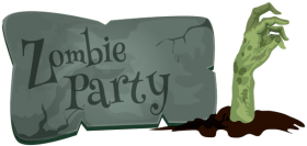Download Halloween Zombie Party Png Png Images Background Png Free Png Images Zombie Party Zombie Halloween Zombie