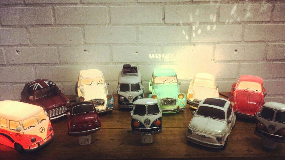 Te gekke autolampen Clayre & Eef voor een stoere kinderkamer! www.lievelingetjes.nl/lampen