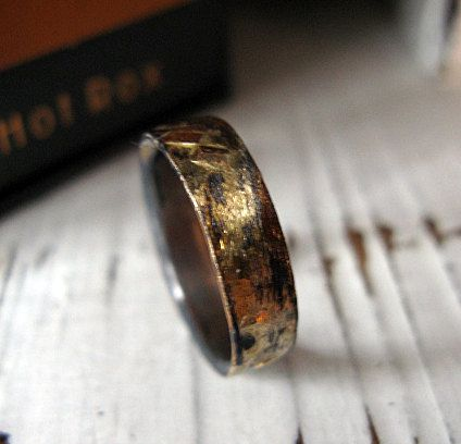 rustic man wedding band viking wedding band unique man wedding band man wedding ring size 7 34 unique wedding band rustic wedding band - Viking Wedding Rings