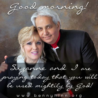 Pin by Benny Hinn Ministries on Prayer Scripture & Quotes