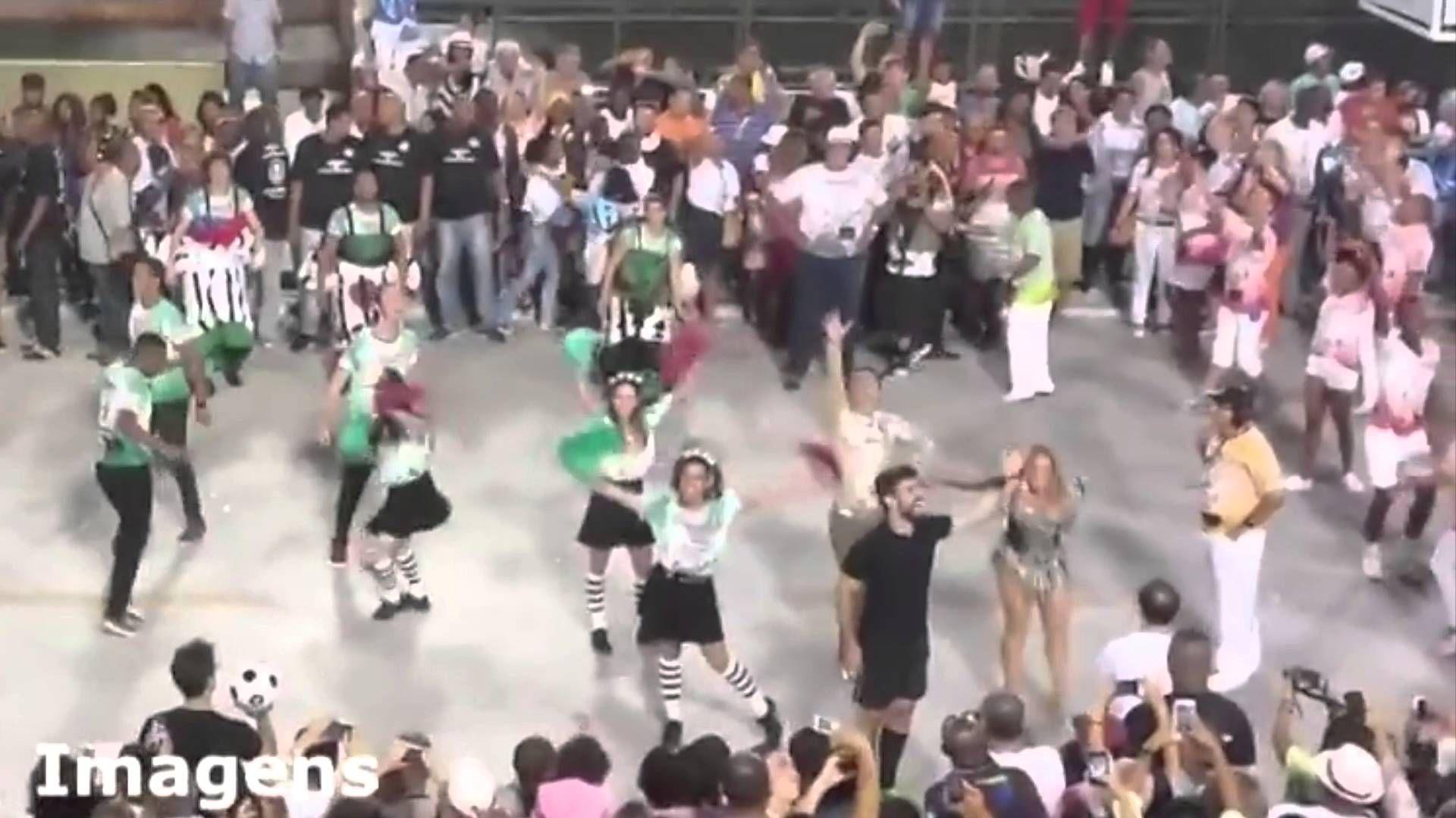 Susana vieira, carnaval, tombo, Susana vieira caindo, escorrega, pisa no...