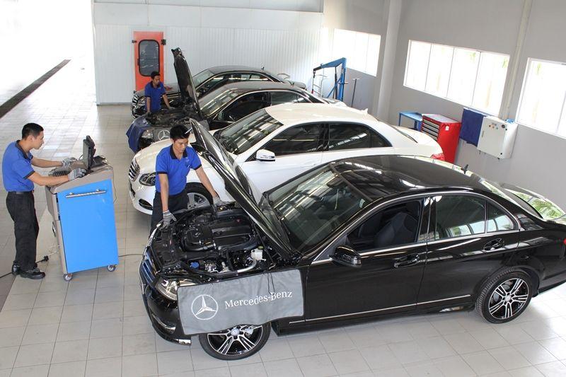 Gía Xe Mercedes S400 - 0945 777 077: MERCEDES-BENZ VIỆT NAM GIỚI THIỆU CHƯƠNG TRÌNH DỊCH VỤ HẬU MÃI VÀ BẢO HÀNH MỚI