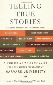 Private High School Admission Essay Examples Telling True Stories  The Craft Of Narrative Journalism Derived From The  Former Nieman Conference On Narrative Journalism With Essays By Susan  Orlean  Research Essay Papers also Essays On Science Telling True Stories  The Craft Of Narrative Journalism Derived  How To Write A Good Essay For High School