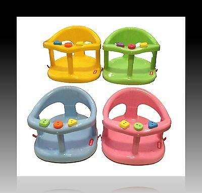 New In Box Baby Bath Ring Safety Seat For Tub By Keter Infant