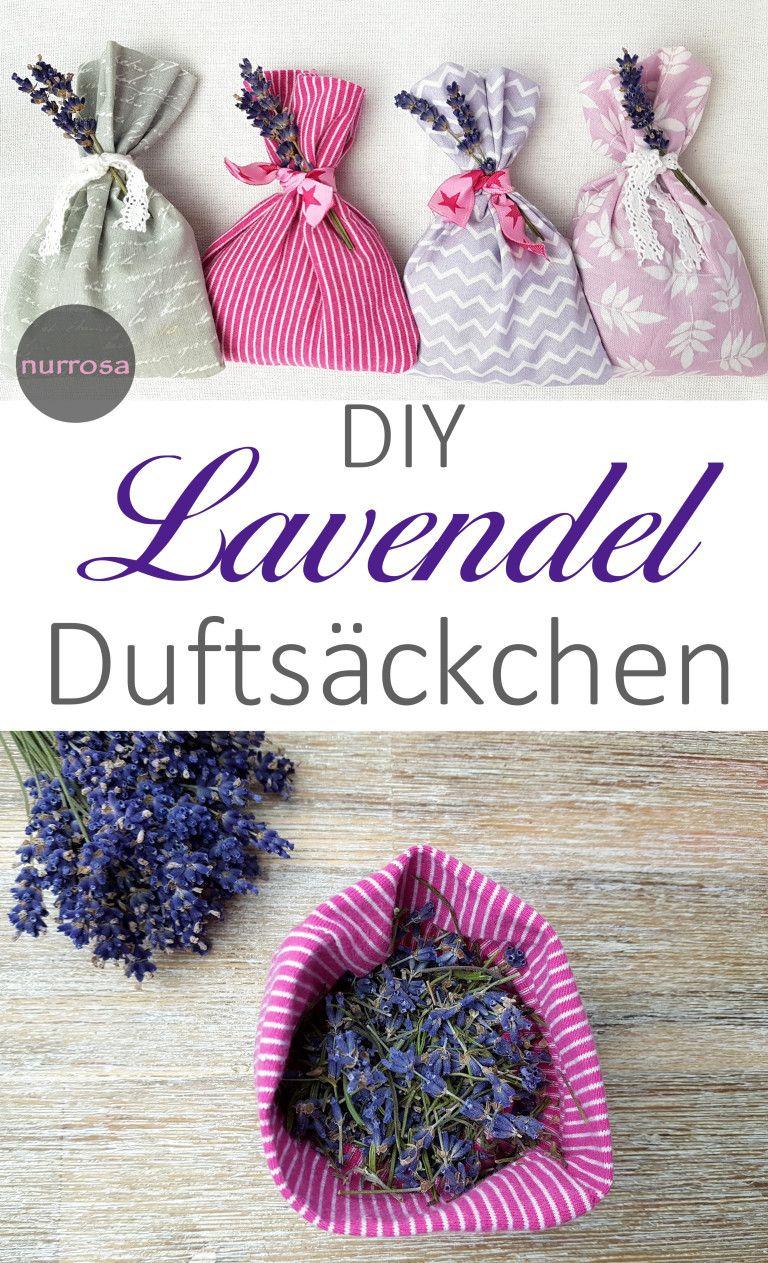 Lavendel Duftsackchen Selber Machen Nurrosa In 2020 Selber Machen Anleitungen Duftsackchen Lavendelsackchen