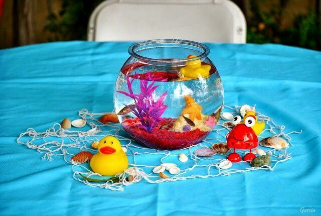 Baby Shower Ideas Under The Sea With Images Sea Baby Shower