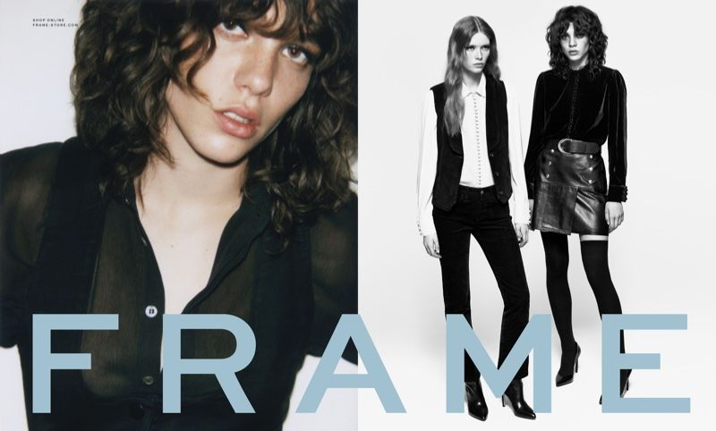 FRAME unveils fall-winter 2016 campaign