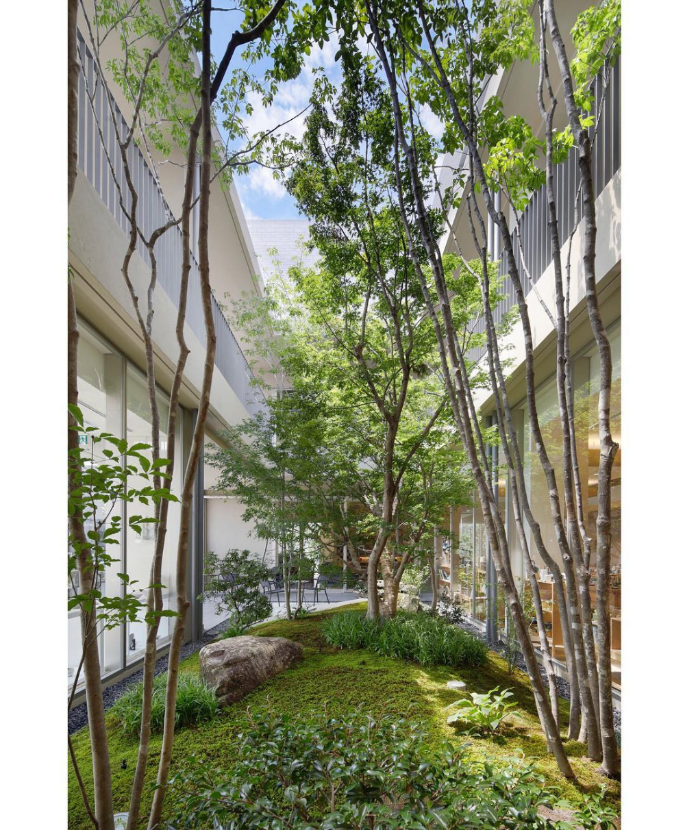 Galleria Oribe Building Architecture Design Gifu Architect Planning Office Garden Design Enzo Gard Architecture Building Architecture Design Garden Design