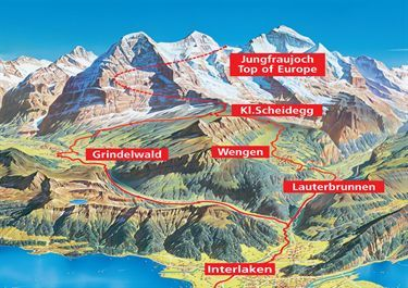 jungfrau railway Google Search railway Pinterest Swiss