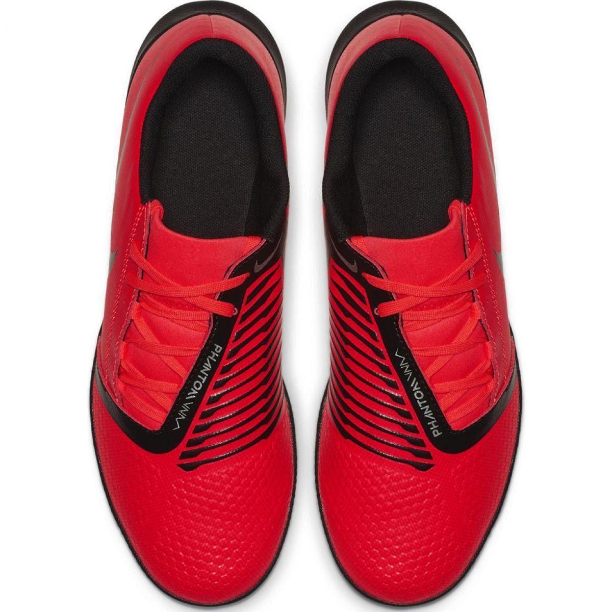 Buty Pilkarskie Nike Phantom Venom Club Tf M Ao0579 600 Czerwone Czerwone Football Shoes Nike Shoes Shoes