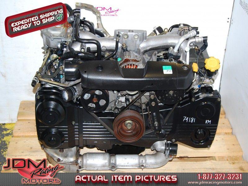 Used Subaru Ej205 Engine Sn B647921 Item Id 2259 Find This