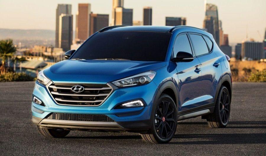 2019 Hyundai Tucson Night Review And Price In 2020 Tucson Suv Hyundai Tucson Hyundai