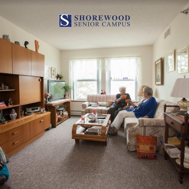 Shorewood Apartments: Pin By SilverCrest On Shorewood Senior Campus