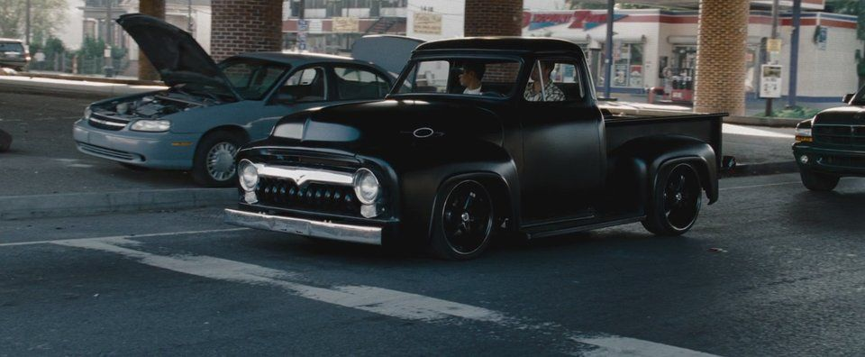 This Truck Is A Thing Of Beauty 1955 Ford F 100 Driven By
