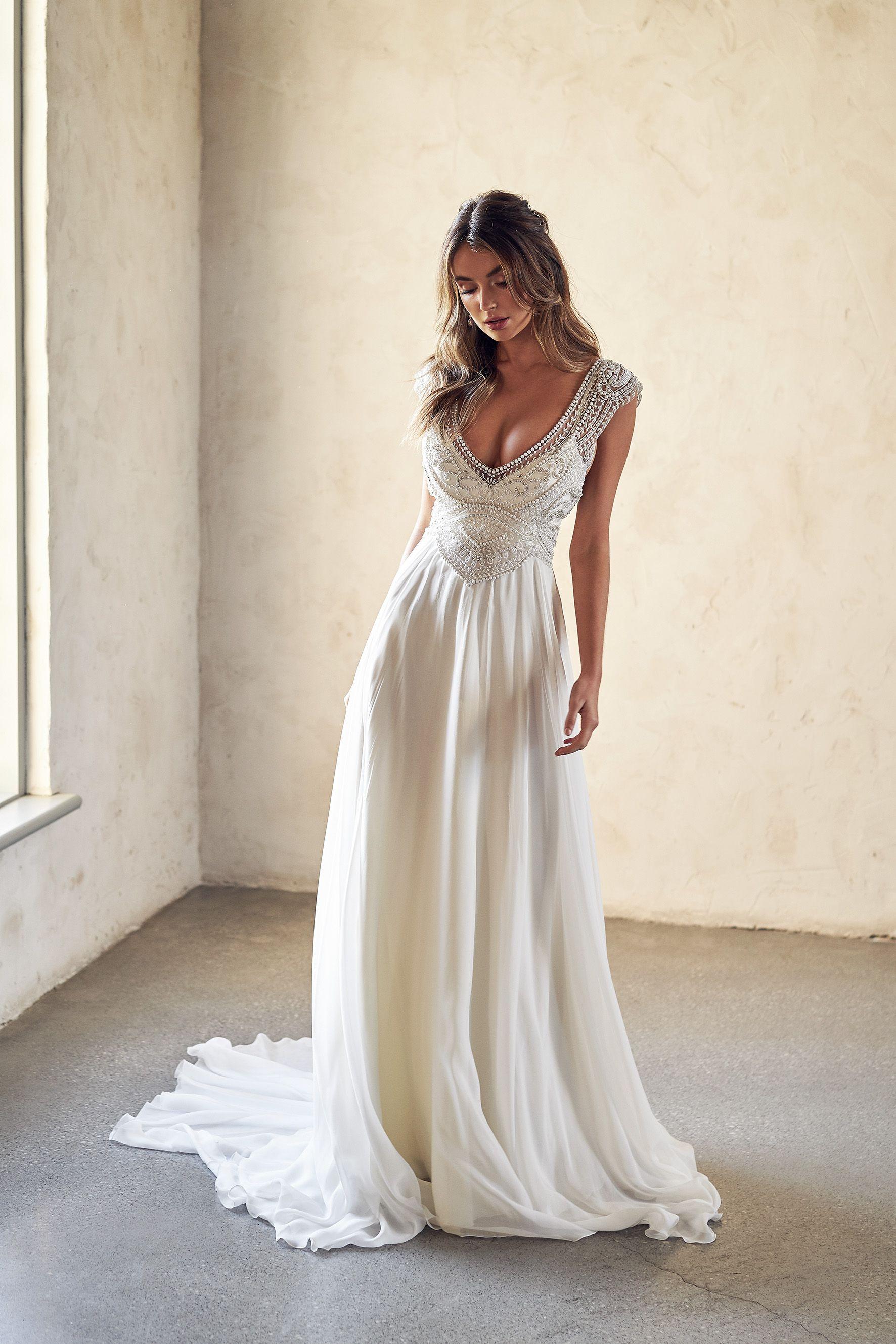 Sorrento Summer in 2020 Wedding dresses, Bohemian