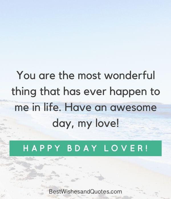 My Love My Valentine Birthday Wish For Husband Happy