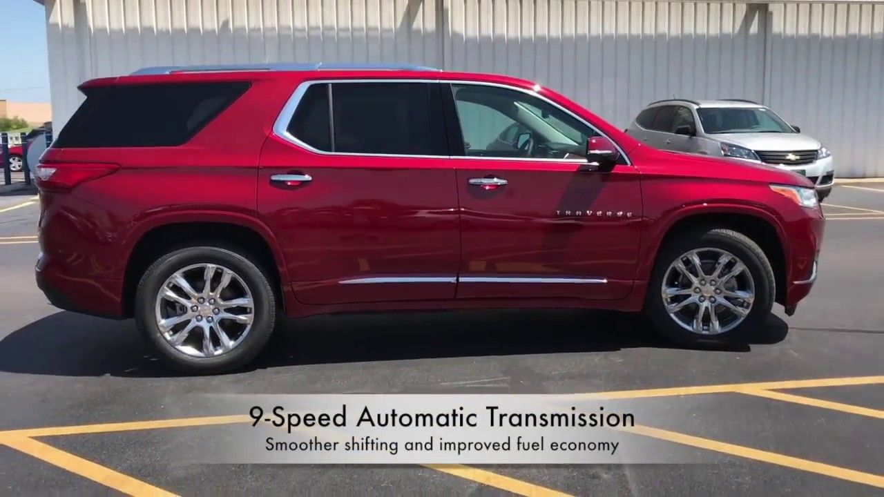 2018 Chevy Traverse Exterior High Country Ron Westphal Chevrolet Video Chevrolet Chevy Chevrolet Traverse