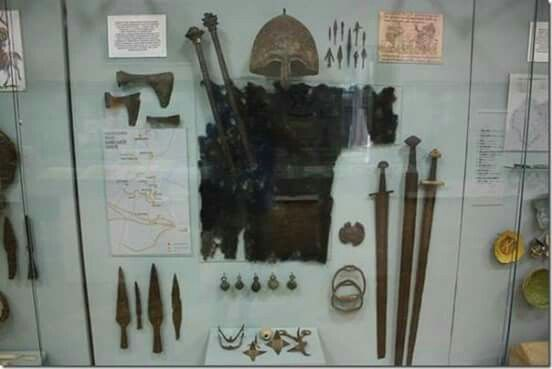 Rüstung und Waffen