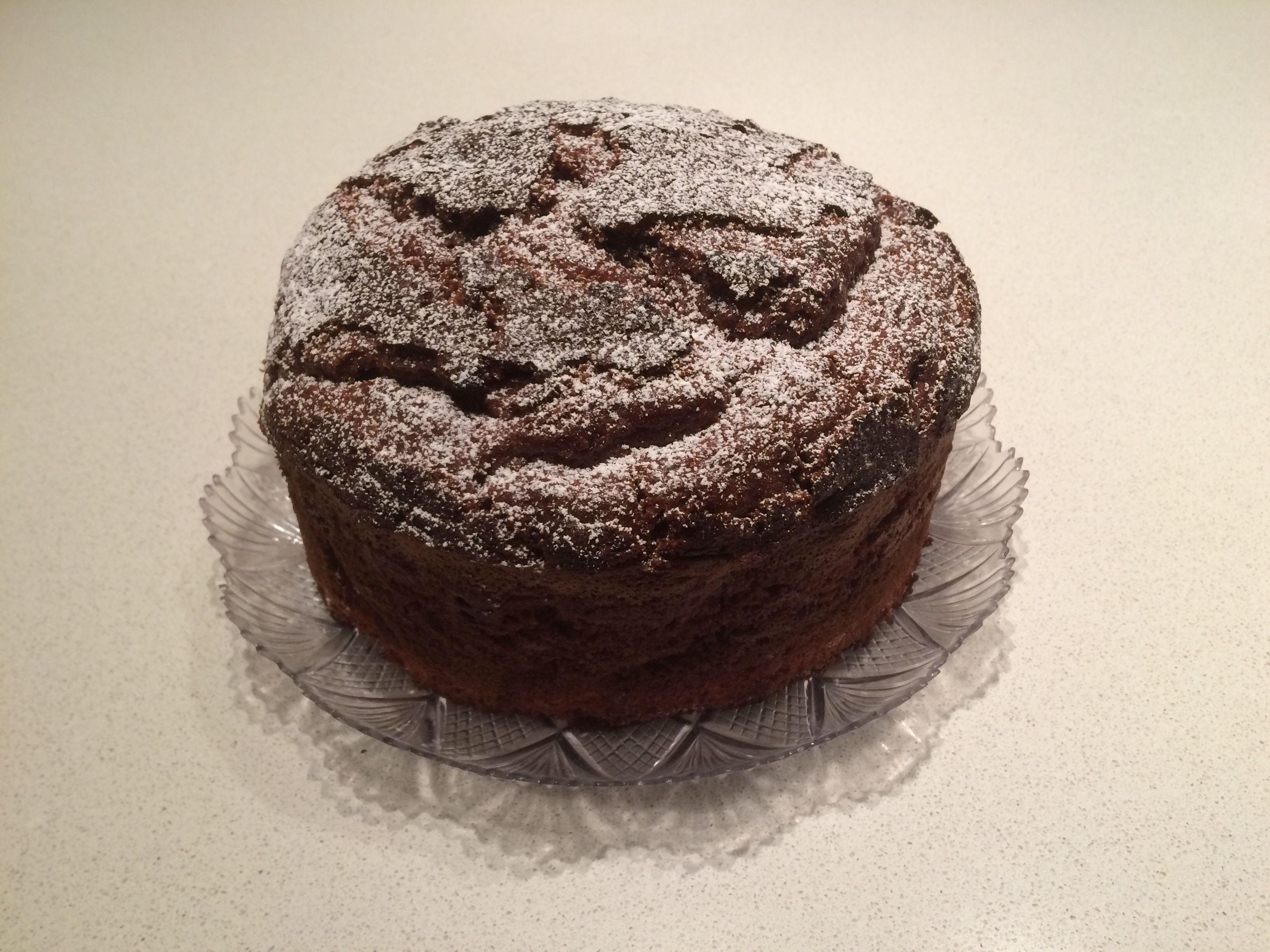 Torta Con Amido Di Mais Senza Uova.Torta Soffice Al Cacao L Uso Della Maizena Dona Leggerezza