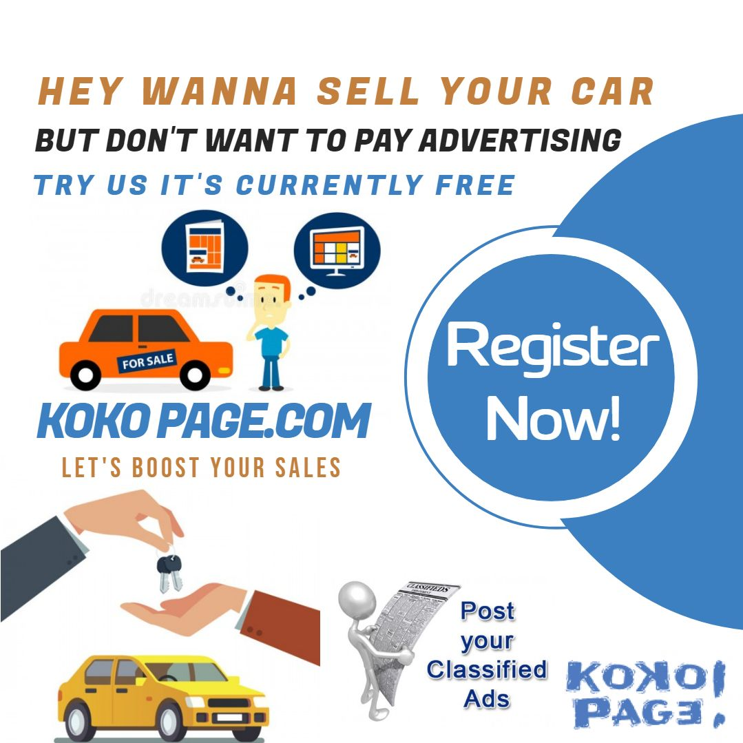 HEY WANNA SELL YOUR CAR BUT DON'T WANT TO PAY ADVERTISING