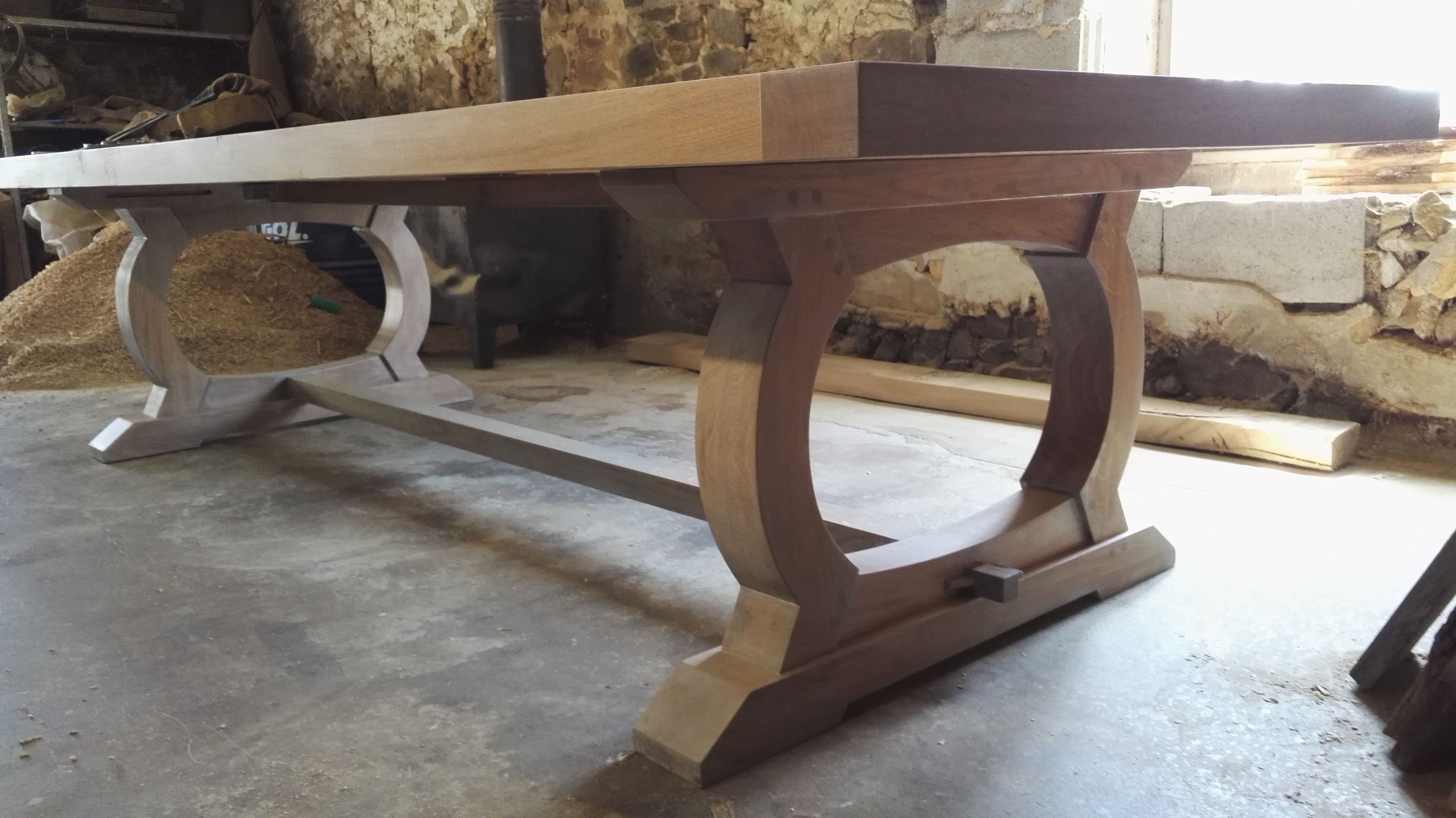 Bespoke Dining Tables in 2019 | Table | Dining table in ...