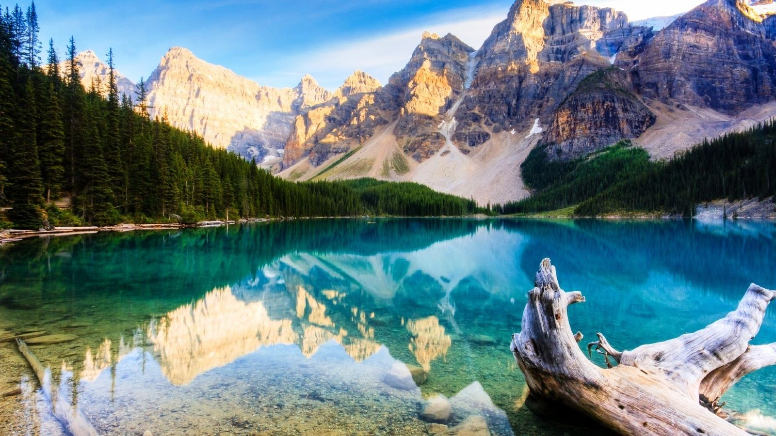 Canada Nature Landscape HD Wallpaper Wallpaper