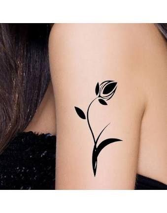 Resultado de imagem para tatoo tulipa