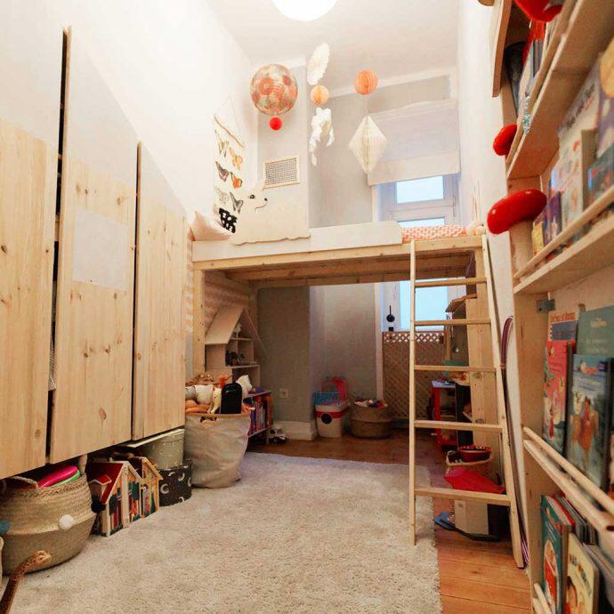 Melanies Roomstory » DIY im kleinen Kinderzimmer Kinder