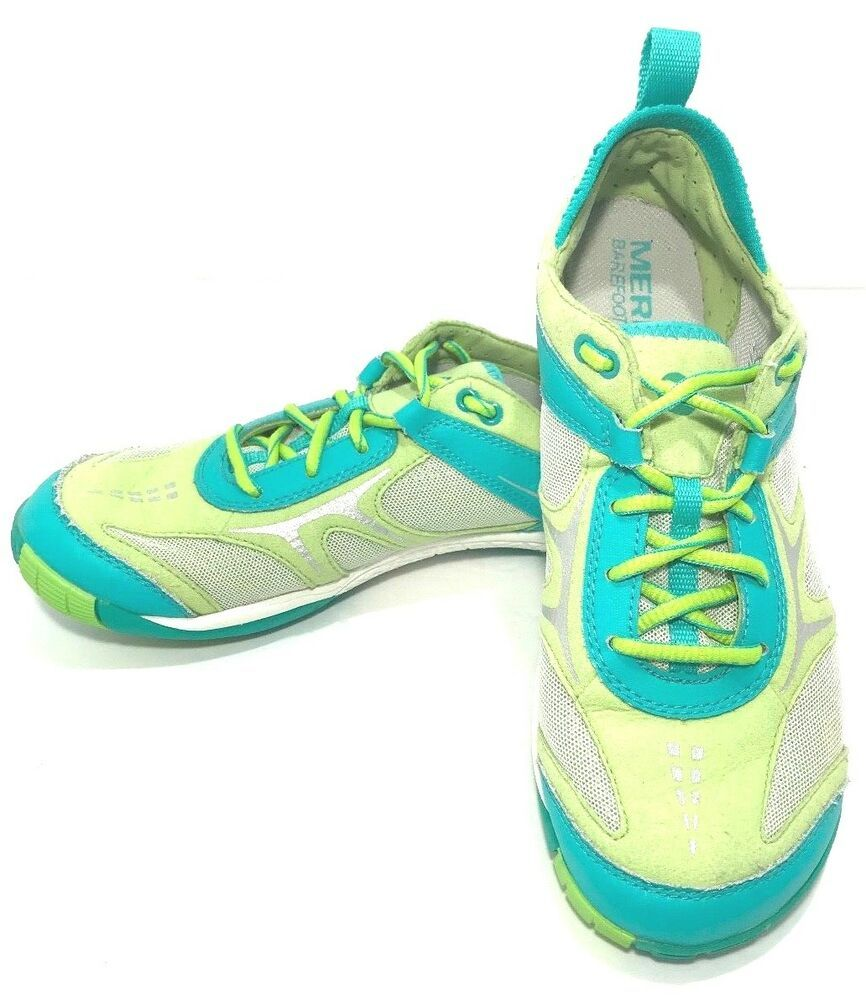 f5c89a6637f87 Merrell Barefoot Glove Women Running Shoe Dash Size 8 5 Shoe S ...