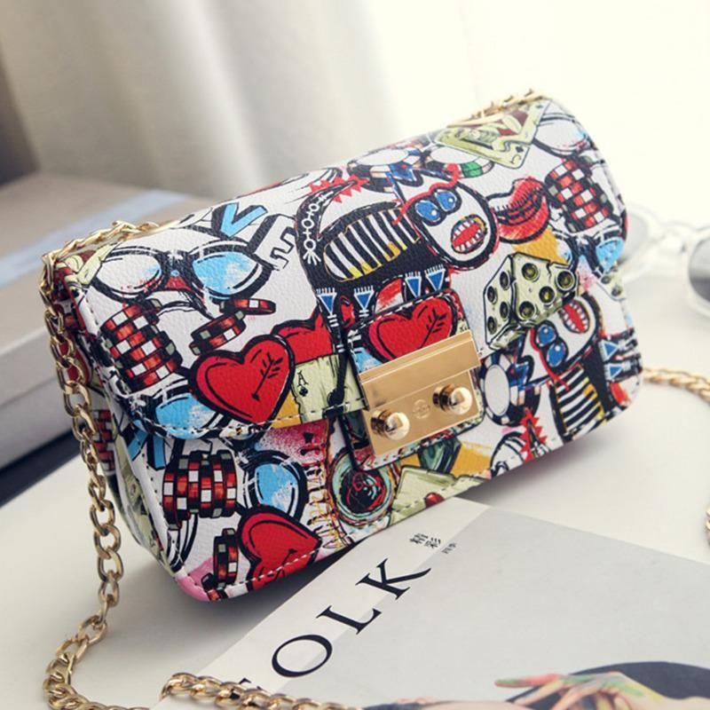 New Fashion Clutch handbag Women Summer Handbag Shoulder Bag Messenger Lady Bag