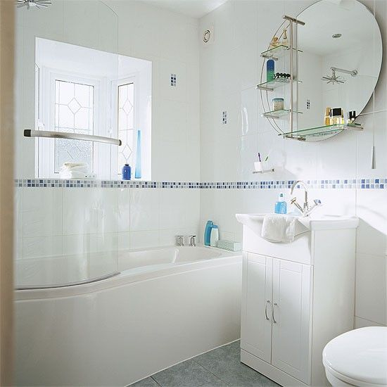 Stylish Bathrooms Classy Stylish Bathroom  Bathroom Idea  Tiles  Image  Housetohome.co