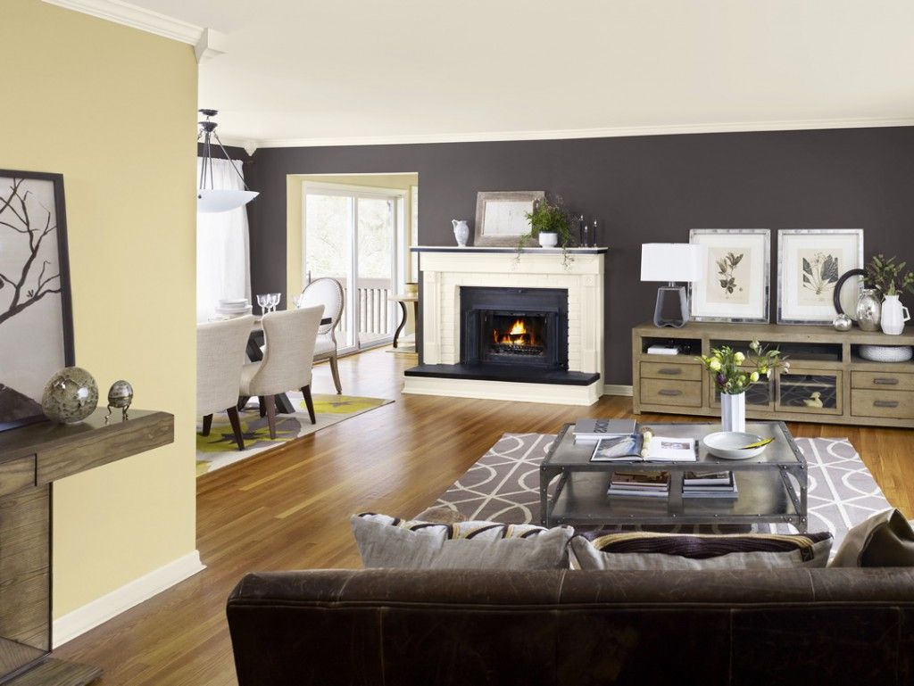 2017 Living Room To Dining Trenst Colors For Wonderful Home