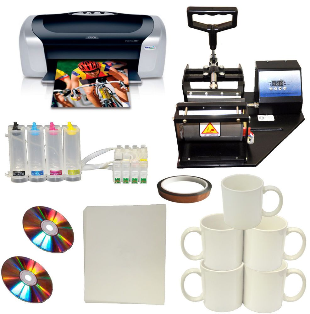 Sublimation Heat Transfer Paper Make Your Life Colorful
