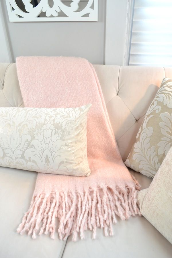 Home Decor: A TOUCH OF PINK FROM 'H&M HOME'   Design by Occasion
