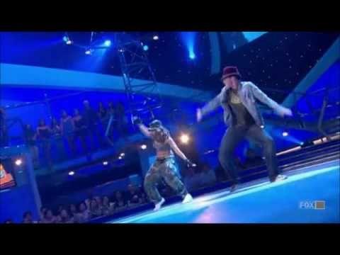 Hip Hop Nick and Kamilah - So You Think You Can Dance Season