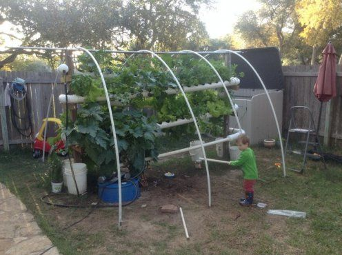 Make Your Own Hydroponic Tower | Is a Tower Garden really ...