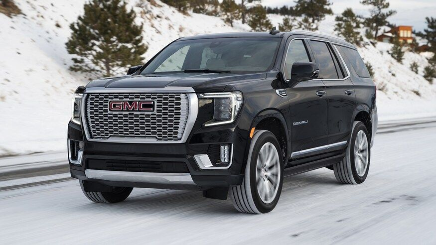 The 9 Coolest Features On The 2021 Gmc Yukon And Yukon Xl In 2020 Gmc Yukon Denali Gmc Yukon