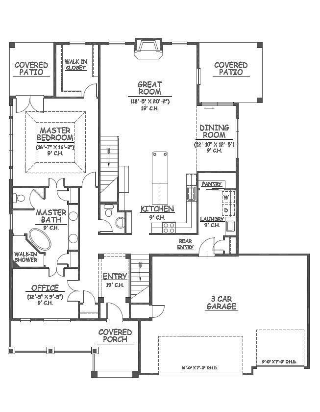 Master Bathroom Floor Plans With Walk In Shower Inspiration 515016 Bathroom Ideas Design Small Bathroom Layout Master Bathroom Plans Bathroom Floor Plans