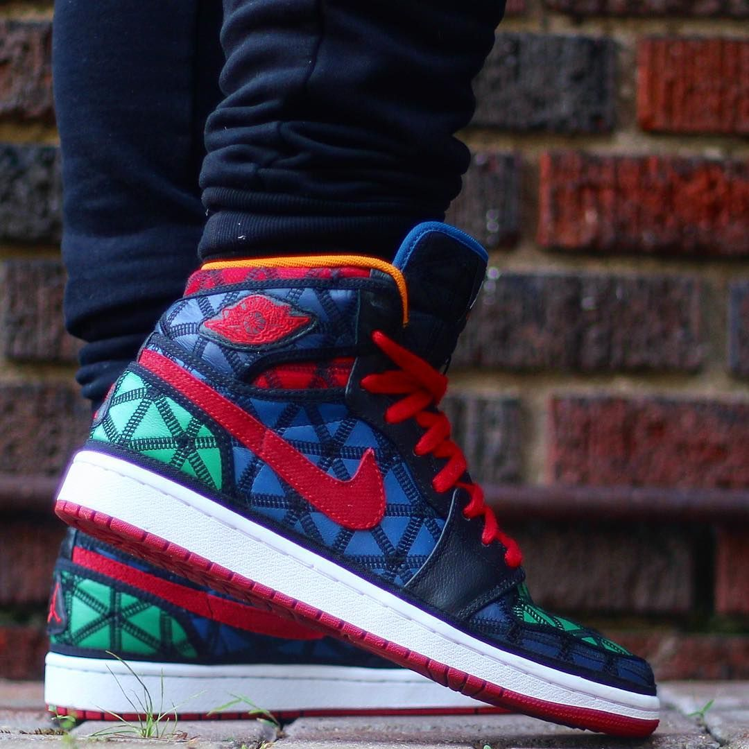 the best attitude c7402 fb09a ... coupon code for air jordan 1 high j2k multicolor 43c2b 768f8