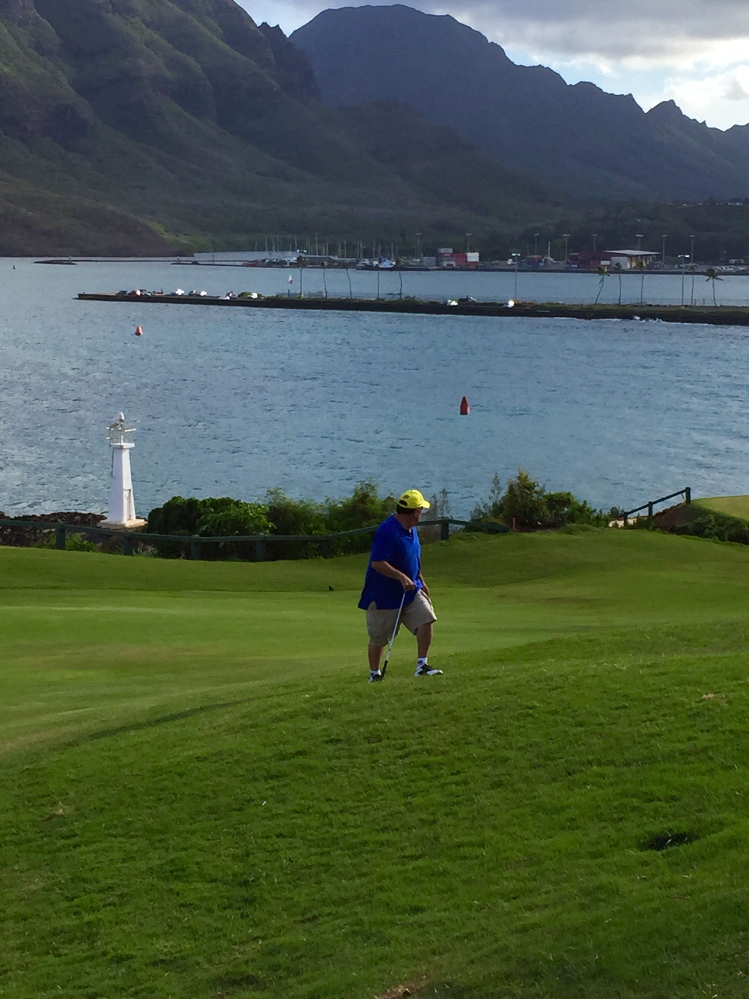 Ocean Golf Course Lihue kauai ⛳️