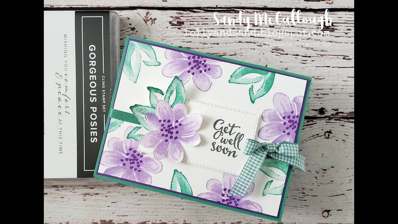 Stampin' Up! Posies! in 2020 Posy, Stamping up