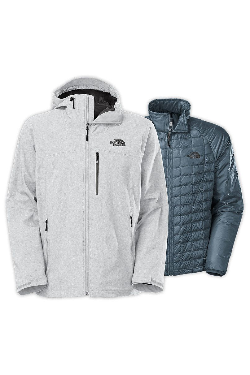 Escape Outdoors North Face Jacket Mens Triclimate Jacket Best Winter Jackets [ 1212 x 807 Pixel ]